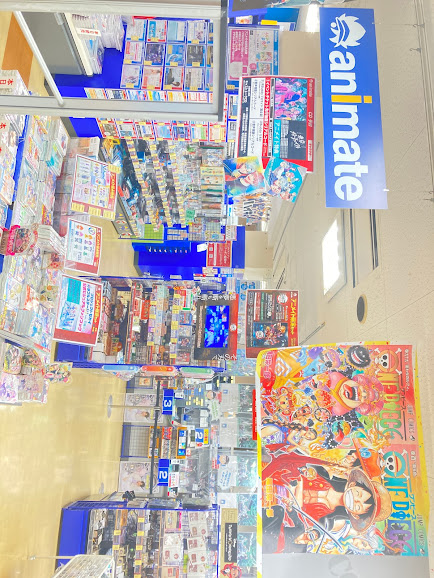 アニメイト松山店舗紹介写真